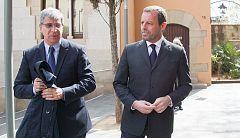 La AN juzgará a Rosell a partir de febrero por blanquear 20 millones de euros