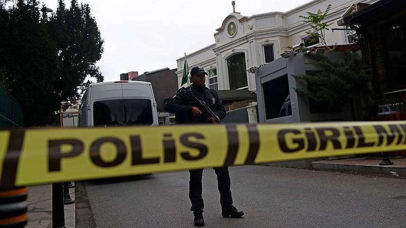Turquía registra la residencia del cónsul saudí en busca de pistas sobre Khashoggi