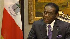 """Teodoro Obiang: """"Guinea Ecuatorial siempre ha necesitado el apoyo de España"""""""