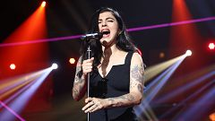 "OT 2018 - Mon Laferte canta ""Mi buen amor"" en la gala 4"