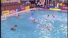 Waterpolo - Liga Europea Masculina 2018/2019 1ª jornada: CN AT. Barceloneta - ZF Eger