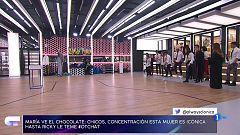 Chat OT 2018 - Noemí y Ricky sorprenden con un juego a los concursantes