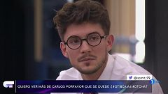 Chat OT 2018 - Carlos Right se emociona tras su nominación