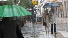 La Mañana - La gota fría llega a España y activa la alerta naranja
