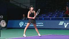 Tenis - WTA Torneo Moscú (Rusia) 1/4 Final: A. Kontaveit - O. Jabeur
