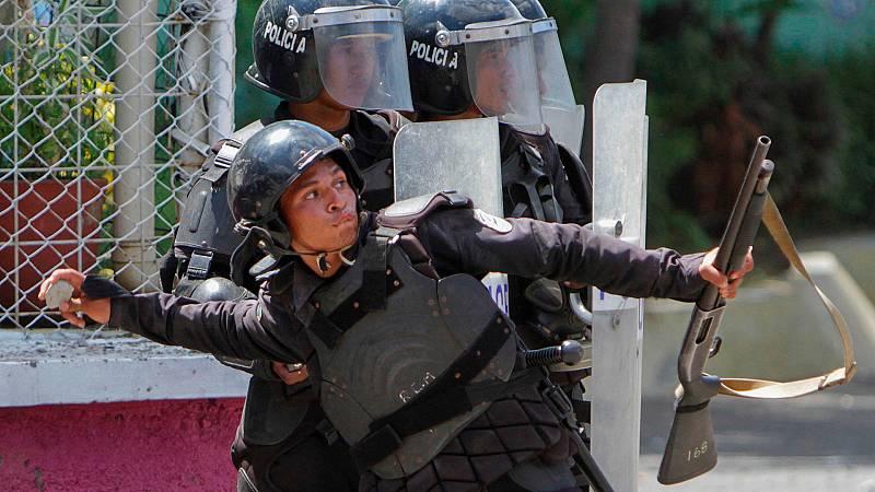 """Vilma Núñez, activista de Nicaragua: """"Ortega quiere llevar la lucha cívica a una guerra civil"""""""