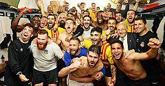 El Sant Andreu encarna el sueño de los modestos en la Copa
