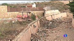 Neteja a contrarellotge per fer nets els torrents del llevant de Mallorca