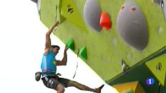 La escalada deportiva será olímpica en Tokio 2020 y es así de espectacular