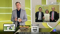 Sorteo ONCE - 18/10/18