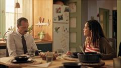 Estoy vivo - Laura y Santos discuten por Márquez