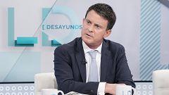 """Valls: """"La gestión de Colau más el 'procés' ha supuesto una degradación de la ciudad de Barcelona"""""""