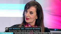 """La Mañana - Luz Casal: """"Siempre he vivido la enfermedad como parte de la vida"""""""