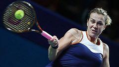 Tenis - WTA Torneo Moscú (Rusia) 1/4 Fina: A. Pavliuchenkova - D. Kasatkina