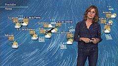 El tiempo en Canarias - 19-10-2018