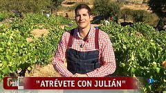 Corazón - Atrévete con Julián: La vendimia