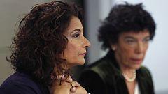 Presupuestos: Montero asegura que la carta de Bruselas no cuestiona el borrador del Gobierno