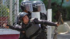 Protestas en Nicaragua por la represión del Gobierno contra los estudiantes