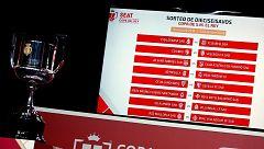 Cultural - Barça, Sant Andreu - Atleti y Melilla - Madrid, duelos destacados de dieciseisavos de Copa