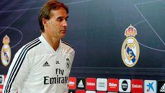 Lopetegui se siente respaldado por el Madrid