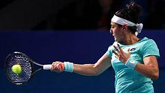 Tenis - WTA Torneo Moscú (Rusia) 1ª Semifinal: O. Jabeur - A. Sevastova