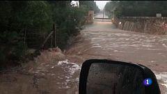 60 persones rescatades per les inundacions a Pollença