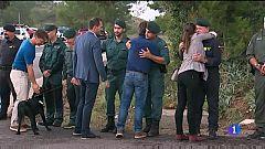 Emoció a Sant LLorenç amb la visitia del director general de la Guàrdia Civil