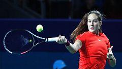 Tenis - WTA Torneo Moscú (Rusia) 2ª Semifinal: D. Kasatkina - J. Konta