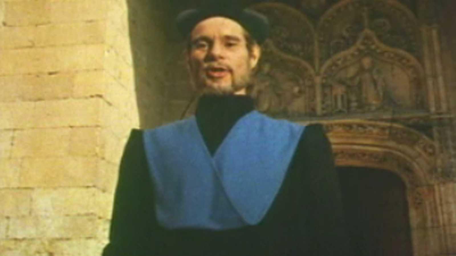 Paisaje con figuras - Ignacio de Loyola