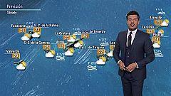 El tiempo en Canarias - 20/10/2018