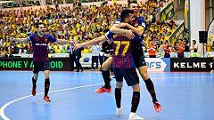 El Barça azota al Jaén en Ifeja
