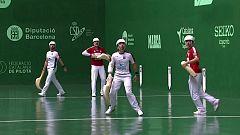 Pelota - Campeonato del Mundo 2018 de Cesta Punta Masculina Final