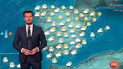 Lluvias en el sur de la Península y Canarias