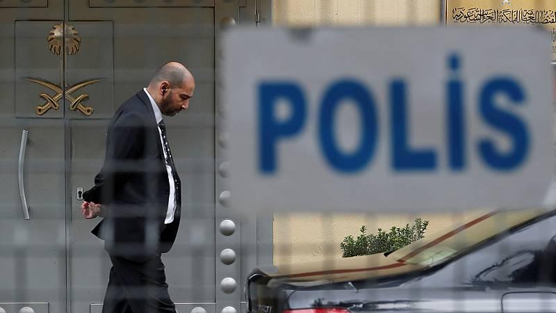 Nueva versión de la muerte del periodista Khashoggi en el interior del consulado de Estambul
