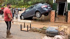 La Mañana - Se declara zona catastrófica en Málaga