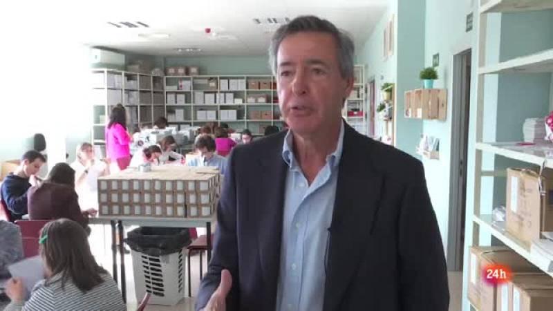 Repor - Trabajador@s muy capacitad@s - Juan Puch, Director Centros Empleo Prodis