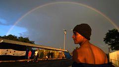 La caravana de hondureños está a 4.000 kilómetros de la frontera entre México y Estados Unidos