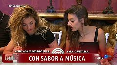 Corazón - Ana Guerra, Taburete y Becky G, comensales de lujo en 'MasterChef Celebrity 3'