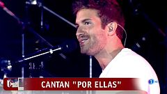 """Corazón - Pablo Alborán, Luz Casal y La Oreja de Van Gogh, invitados al concierto """"Por ellas"""""""