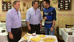Aquí la tierra - La tortilla de patatas, obra maestra en Huelva
