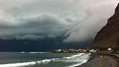 Inestabilidad y lluvias en Canarias, sudeste peninsular y Baleares