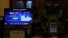 La incertidumbre por la sentencia de las hipotecas vuelve a golpear al IBEX 35