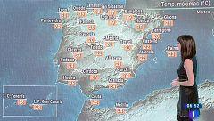 Chubascos en Canarias y bajada de temperaturas
