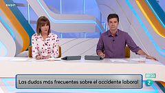 Dudas más frecuentes sobre accidentes de trabajo