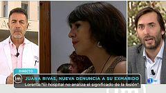 La Mañana - Juana Rivas interpone una denuncia a su exmarido