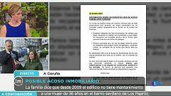 La Mañana - Una anciana de 92 años denuncia a la Xunta por querer echarla de su vivienda