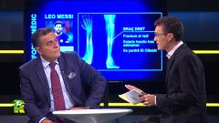El Rondo - Analitzem la lesió de Messi