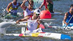 Javier Hernanz recibe su bronce mundial en el COE