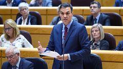 Sánchez y Cosidó se enzarzan en el Senado con duras acusaciones de corrupción