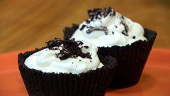 Torres en la cocina - Crema de chocolates y galletas